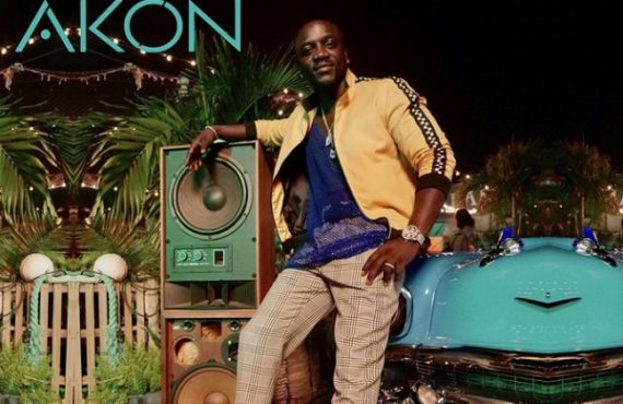 DOWNLOAD: Akon features Olamide, Kizz Daniel in 'Akonda' album