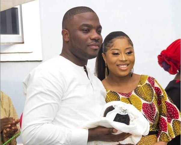 Benita Okojie, gospel singer, welcomes second child