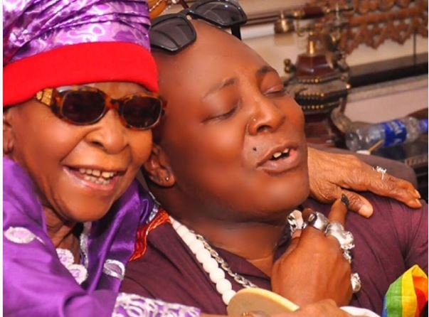 Charly Boy loses mum, aged 101