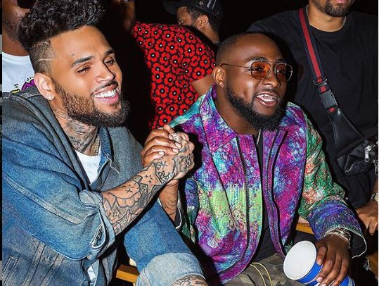 DOWNLOAD: Davido features on Chris Brown's 'Indigo' extended album