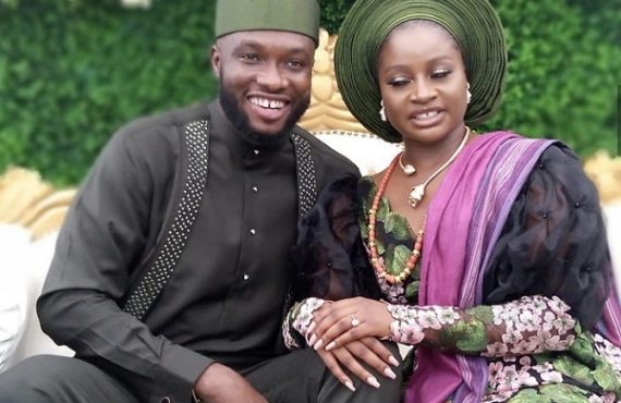 Emmanuel Ikubese, ex-Mr Nigeria, announces engagement to Anita Adetoye
