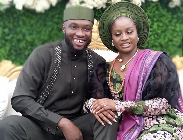Emmanuel Ikubese, ex-Mr Nigeria, is engaged to Anita Adetoye