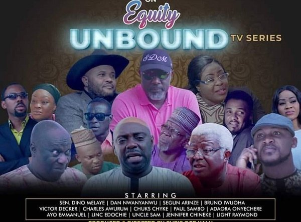 Melaye makes Nollywood debut in 'Equity Unbound'