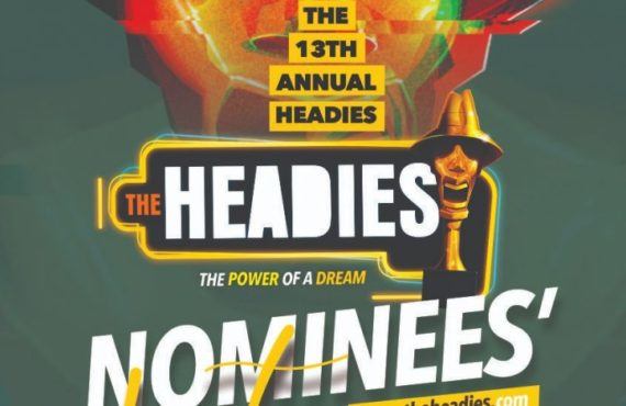 FULL LIST: Burna Boy, Teni, Falz top Headies 2019 nominations