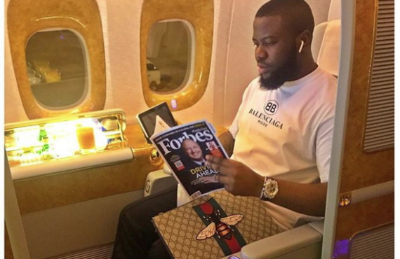 St. Kitts: Hushpuppi got a passport after marrying our citizen…