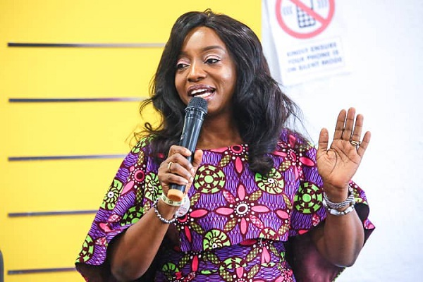 Sanwo-olu's wife urges Nollywood practitioners to make value-driven movies