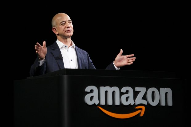 Jeff Bezos regains world's richest person title from Bill Gates -- after briefly falling to no 2