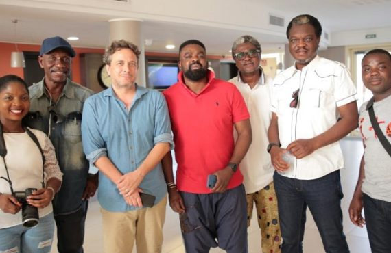 Kunle Afolayan seals production deal with Cape Verde for 'Citation'
