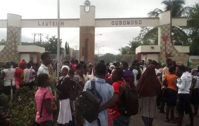 NASU: Why we shut down LAUTECH gates