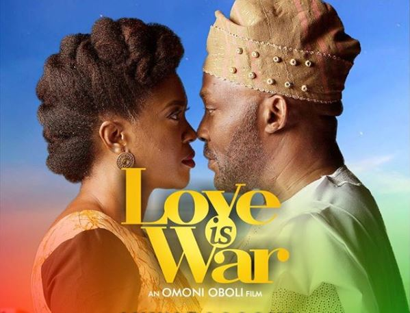Box office review: Omoni Oboli hits the mark with 'Love is War'