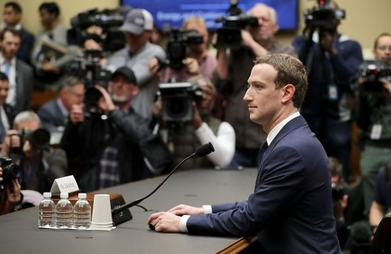 Mark Zuckerberg grilled over Facebook's ads and fact-checking policy