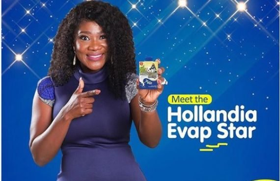 Mercy Johnson bags endorsement deal with Hollandia