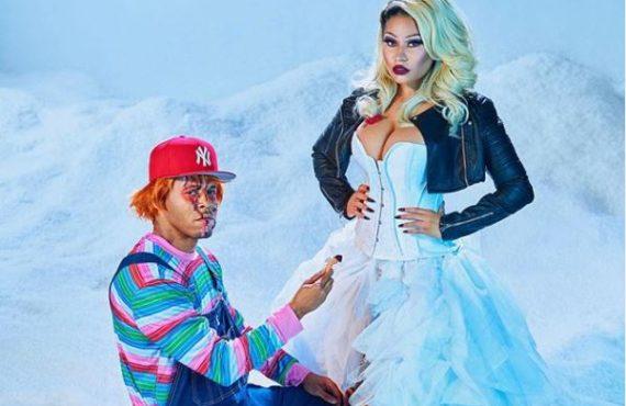 Nicki Minaj flaunts $1.1m wedding ring