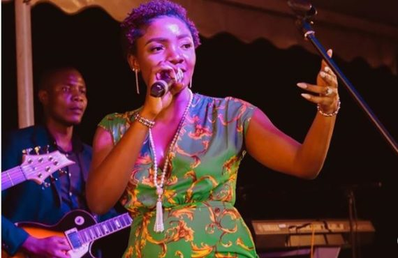Simi hints pregnancy – nine months after marriage to Adekunle Gold