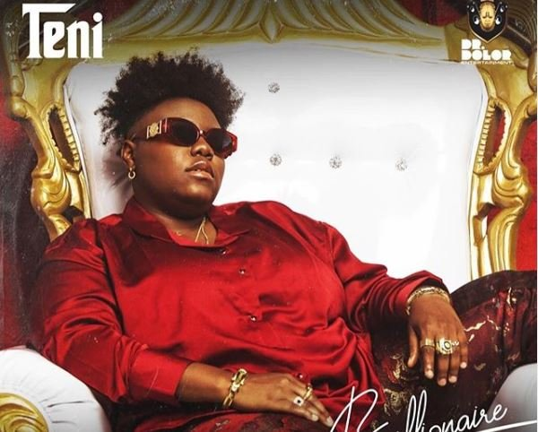 DOWNLOAD: Teni drops debut EP 'Billionaire'