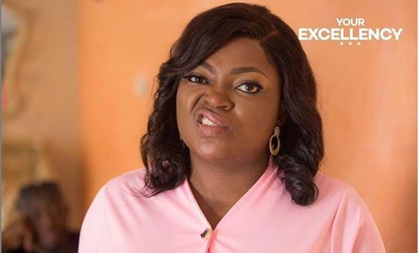 WATCH: Funke Akindele loses cool in Mo Abudu's 'Your Excellency' teaser