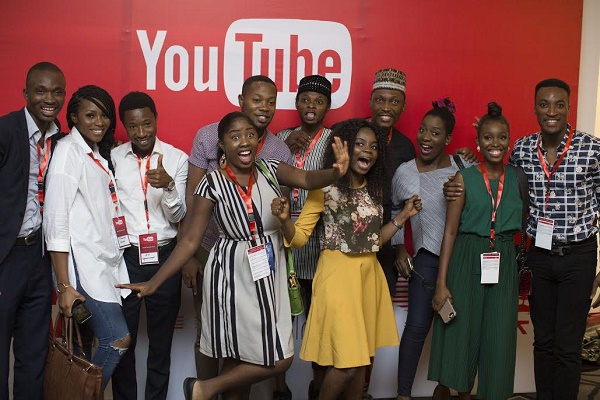 YouTube unveils new initiatives to support Nigerian content creators