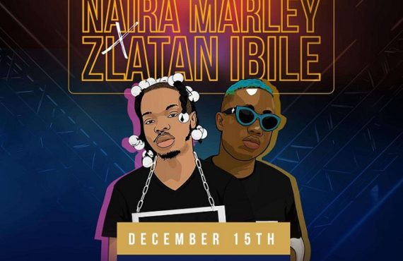 Naira Marley and Zlatan to headline show at O2 Arena
