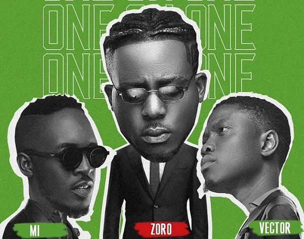 LISTEN: Zoro pitches MI against Vector in 'One on One' remix