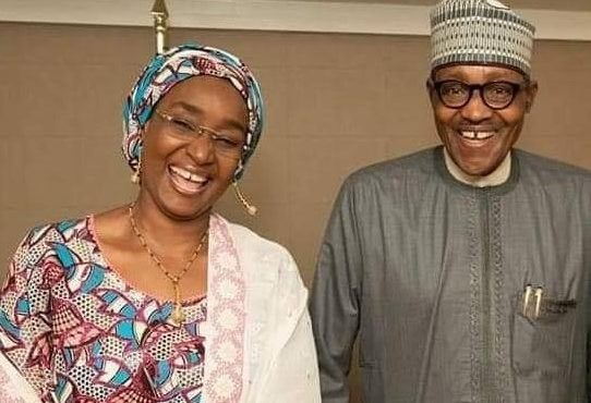 'First lady admin and academics' – rumour of Buhari marrying…