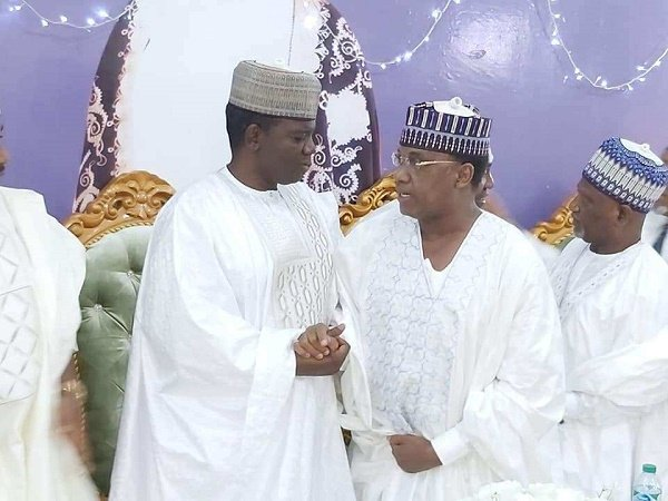 Ihedioha, Kwankwaso, Tambuwal grace wedding of Matawalle's daughter