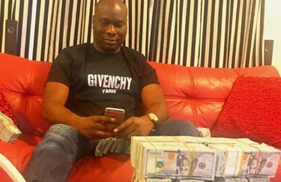 BREAKING: EFCC confirms arrest of Mompha, Instagram celebrity