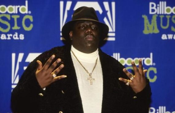 Notorious B.I.G nominated for Rock and Roll Hall of Fame…