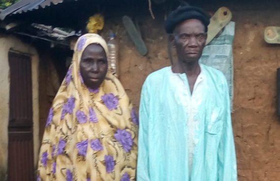 96-year-old man weds heartthrob, 73, in Abuja