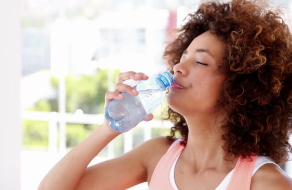 Three reasons you should drink more water