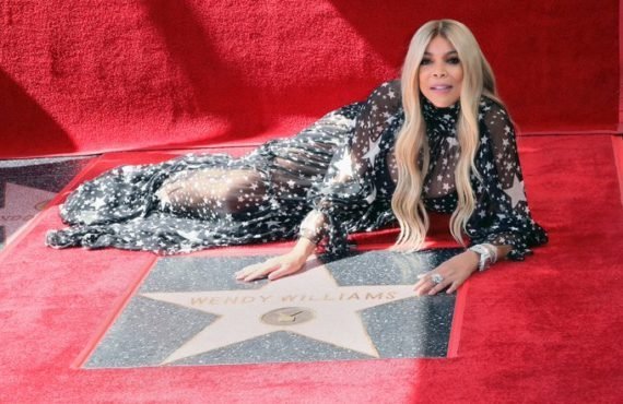 Wendy Williams honoured with Hollywood Walk Of Fame 'star'