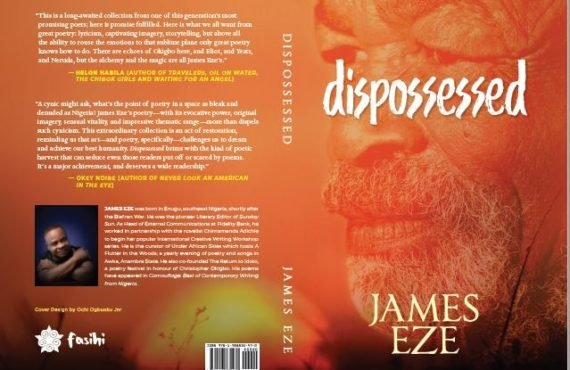 Otiono, Nigerian poet, set to offer 'bio-critical reflections' on 'Dispossessed'
