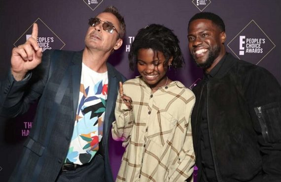 FULL LIST: Kevin Hart, 'Avengers: Endgame' win big at 2019…
