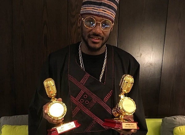 FULL LIST: 2Baba, Tiwa Savage, Burna Boy shine at AFRIMA 2019