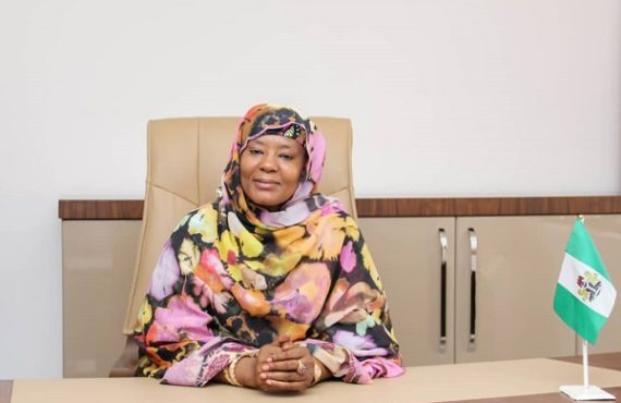 Bauchi governor's wife: I was a stark illiterate when I…