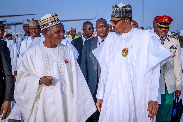 Buhari to launch construction of N18bn Transportation University in Daura