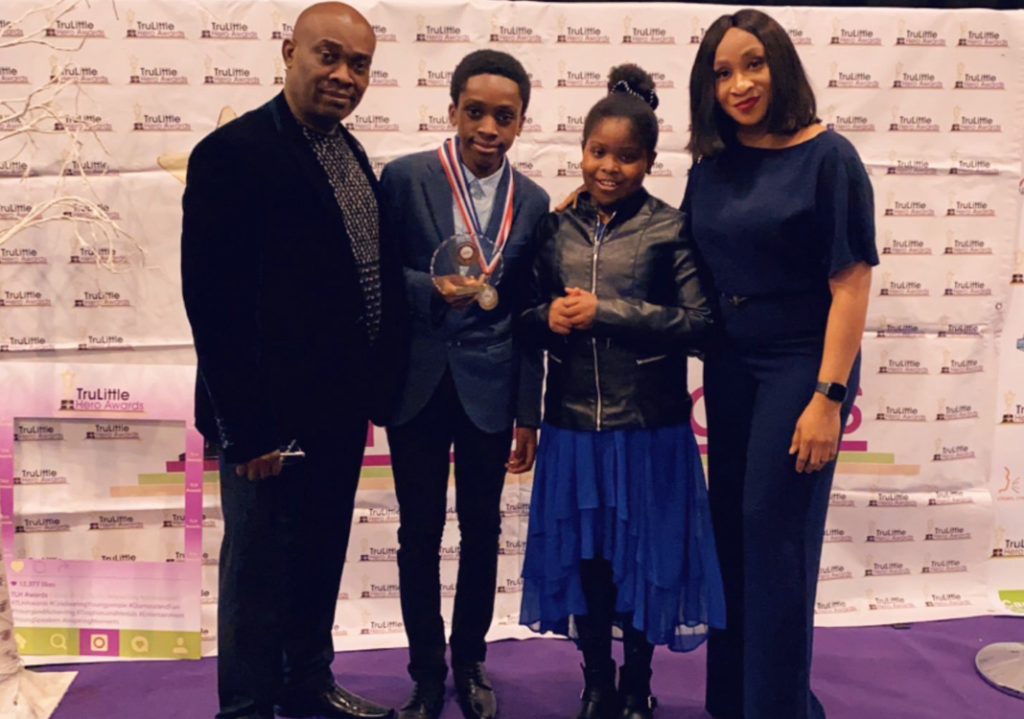 Chika Ofili, The Nigerian Boy Who Got UK Award For Discovering Math Formula