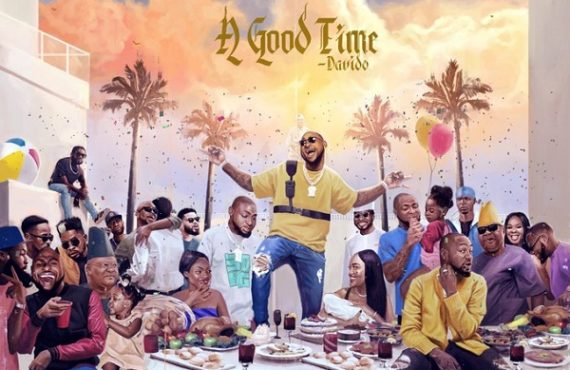 DOWNLOAD: Davido drops 17-track album 'A Good Time'
