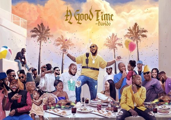 DOWNLOAD: Davido drops 17-track album 'A Good Time'