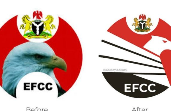 EFCC hails Twitter user who redesigned its logo