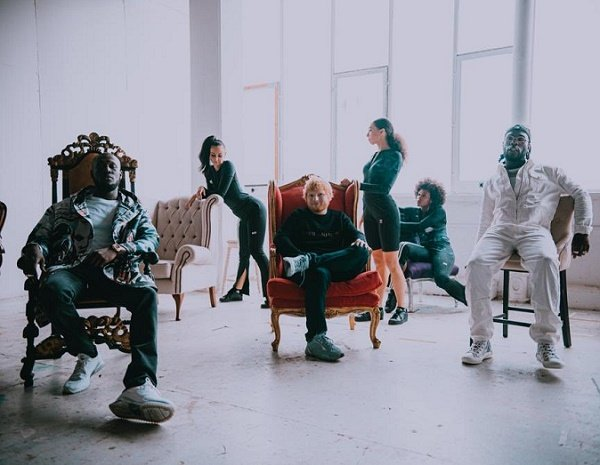 DOWNLOAD: Burna Boy joins Stormzy, Ed Sheeran for 'Own It'