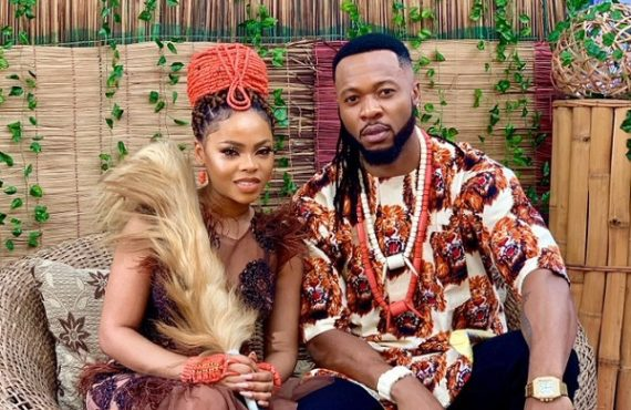 DOWNLOAD: Flavour, Chidinma team up for '40yrs Everlasting' EP