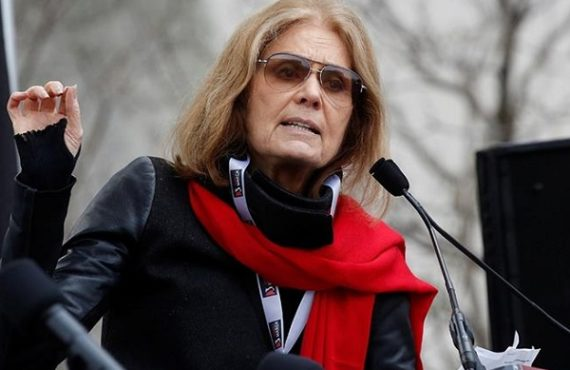 'That's a human rights abuse' — Gloria Steinem tackles TI…