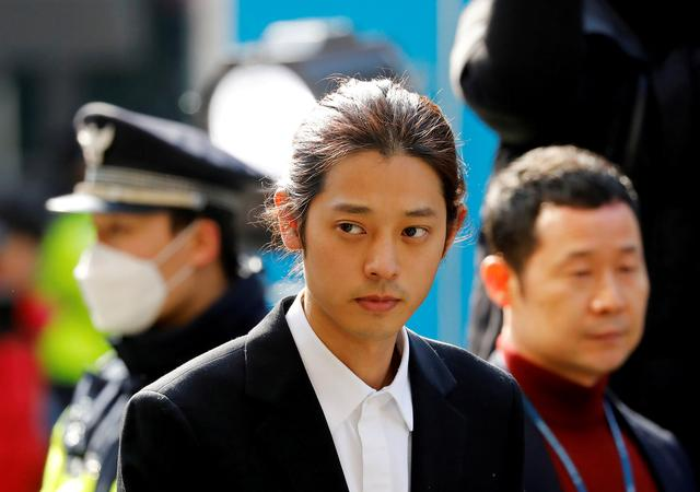 South Korean singer jailed for rape, sharing sex videos