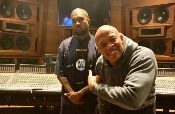 Kanye West joins forces with Dr Dre for 'Jesus is…