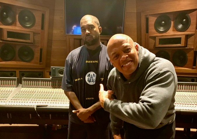 Kanye West joins forces with Dr Dre for 'Jesus is King II'