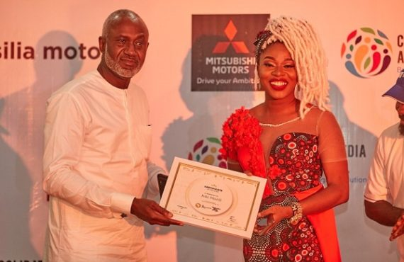 Mitsubishi Motors Nigeria partners with TFAA, hosts 2019 nominees