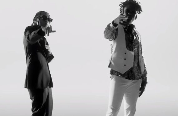WATCH: Mr Eazi joins forces with Tyga for 'Tony Montana' visuals