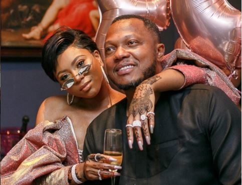 Stephanie Coker 'welcomes first child' with husband in UK