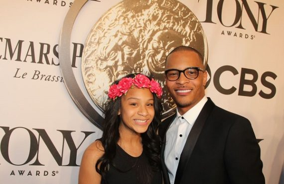 TI's daughter deactivates social media accounts after the rapper's comments…