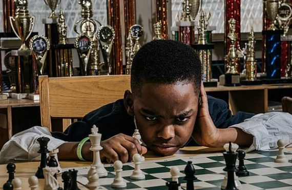 Trevor Noah to produce movie on 8-year-old Nigerian chess champion